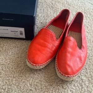 Cole Haan Flat Espadrille Shoes